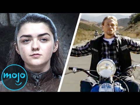 Top 10 Most Badass TV Characters of All Time