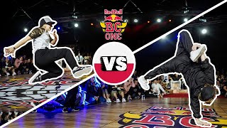 AGT vs. Paulina | Finał BGirls - Red Bull BC One Cypher Poland 2019