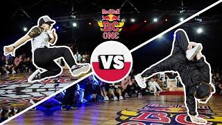 Red Bull BC One Cypher Poland 2019 | Final B-Girls: AGT vs. Paulina