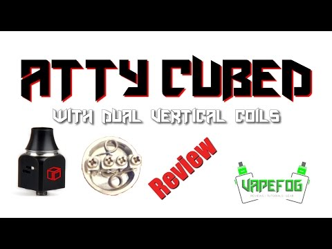 Plan B Supply Co: The Doc RDA (Giveaway) from YouTube · Duration:  11 minutes 22 seconds