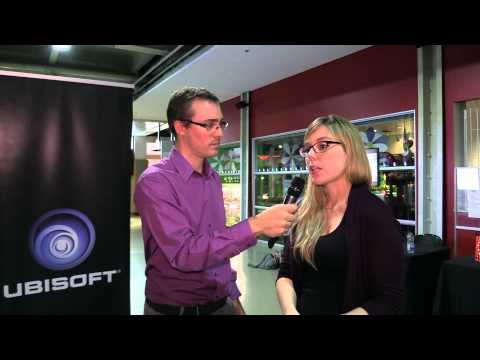 Gaming au féminin : Entrevue avec Stéphanie Harvey (Ubisoft Montreal) #GameOnMTL