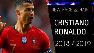 PES 2013 | New Face & Hair • Cristiano Ronaldo • World Cup Rusia •  2018 / 2019 • HD