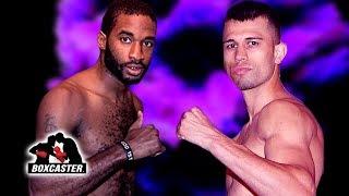 Brad Solomon vs. Francisco Santana Preview | SEMI-FINAL | WBC Welterweight Tournament