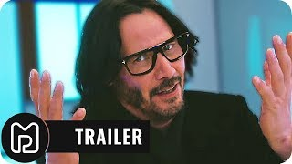 ALWAYS BE MY MAYBE Trailer Deutsch German UT (2019) Netflix Film