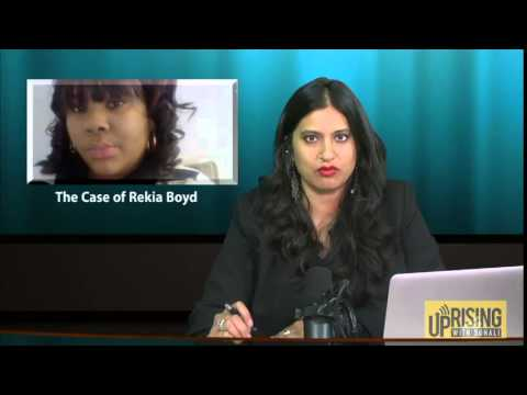 Lynch's Confirmation Assured, Injustice for Rekia Boyd, Report: Poverty Criminalized -- 04/22/2015