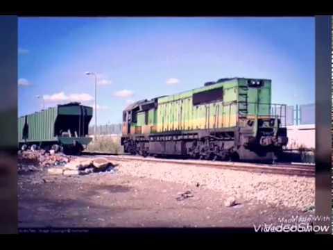 الجرار ادترانز الغول سكك حديد مصر ADTRANZ Freight