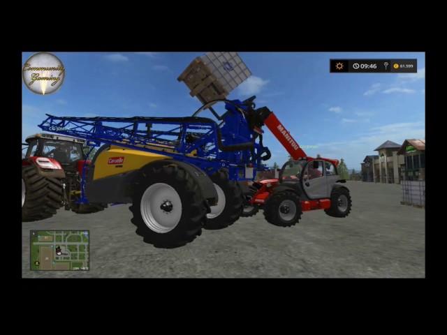 Let's Play Landwirtschafts Simulator 2017   Rüben und Dünger   Folge #002