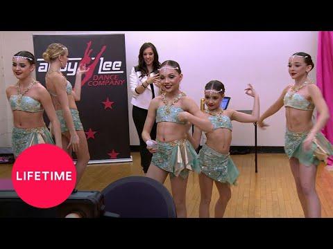 Dance Moms: Dance Digest - 'Bollywood and Vine' (Season 4) | Lifetime