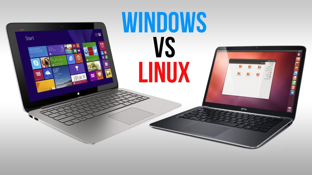 Linux vs windows essay