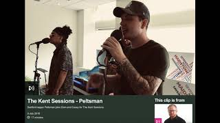 Peltsman - The Kent Sessions (BBC Radio Kent) (Live Acoustic) #TDKS