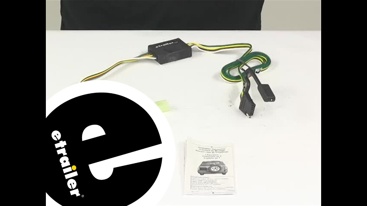 Geo Tracker Trailer Wiring Harness Simple Guide About Diagram 91 Location 118372 T One Hitch Sidekick
