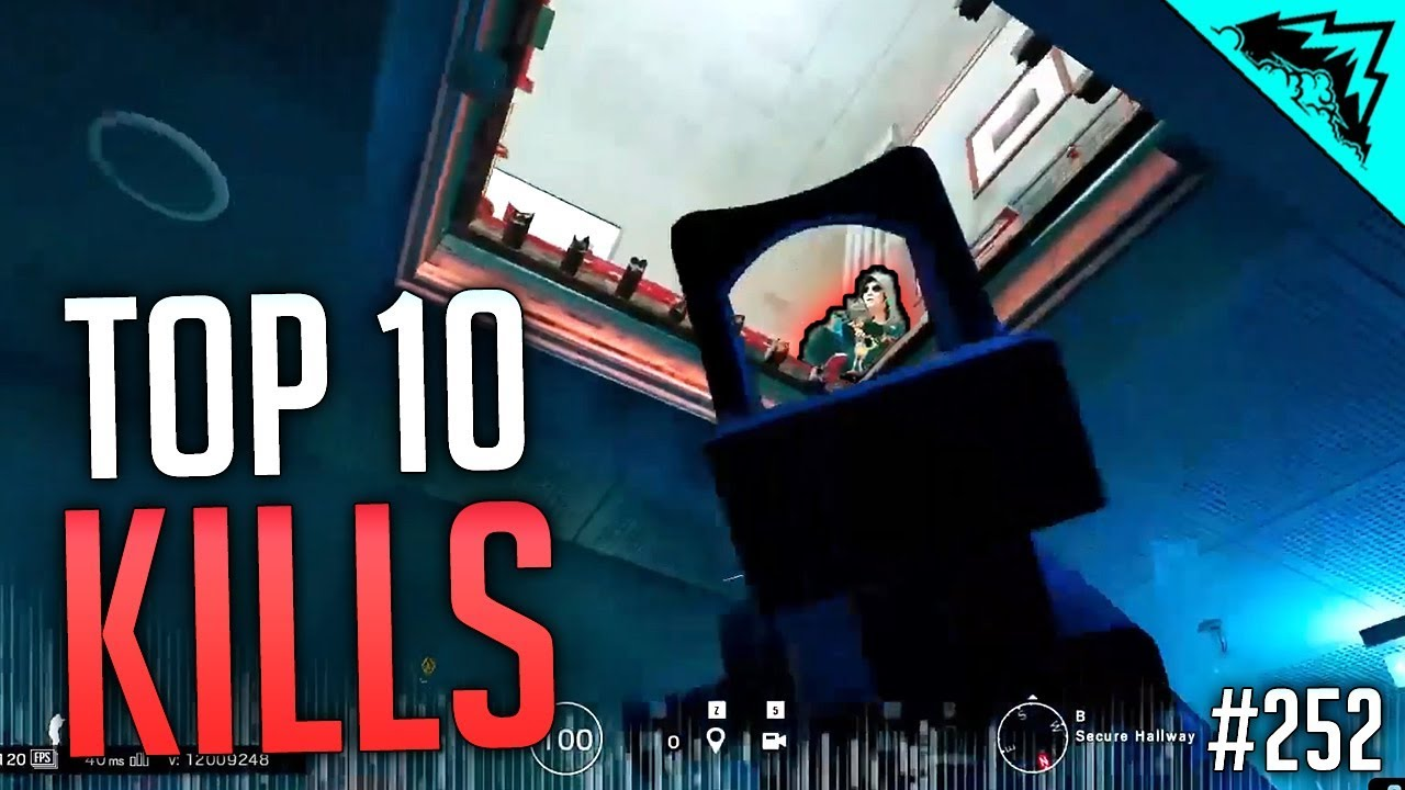 JUST BELIEVE - Top 10 Rainbow Six Siege Plays (WBCW #252)