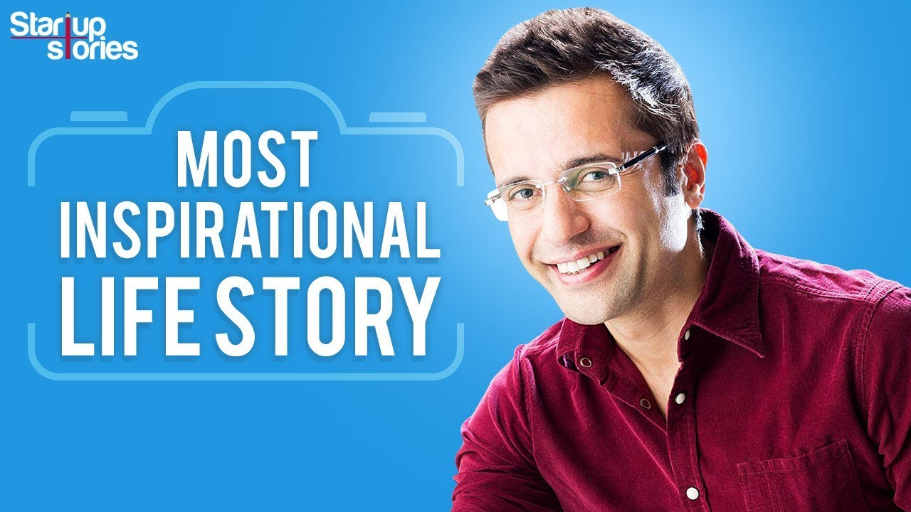 Sandeep Maheshwari Inspirational Success Story | Motivational Speaker | Startup Stories