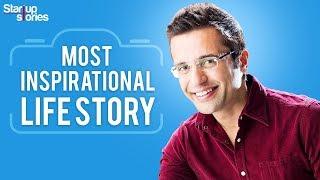Sandeep Maheshwari Inspirational Success Story | Motivational Speaker | Startup Stories
