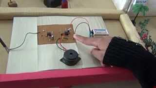 Mobile Signal Detector: Importance and Electric Circuit (Science Exhibition 2015) (Hindi) (1080p HD)