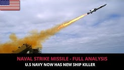 NAVAL STRIKE MISSILE- FULL ANALYSIS