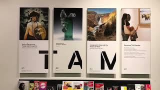 2018 T EDUC 301 Tran Tacoma Art Museum 1