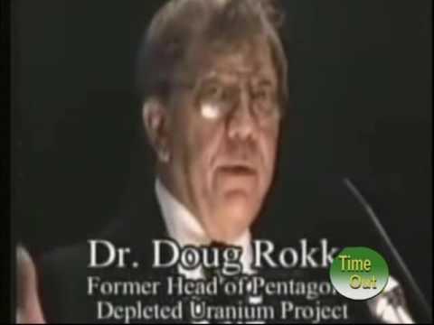 Time Out: Doug Rokke Depleted Uranium Part 1 (2016-08-30)