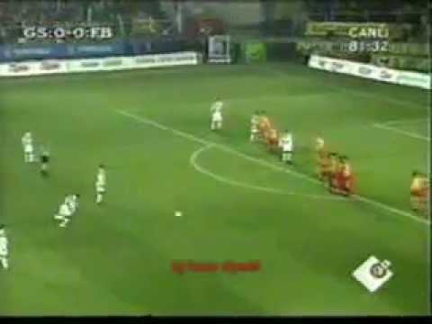 Samuel Johnson'un Galatasaray'a Attığı Efsane Gol