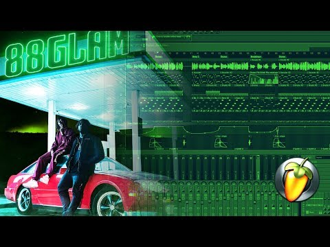 """HOW TO REMIX #001   Remixing 88GLAM's """"Bali"""" In FL Studio 12"""