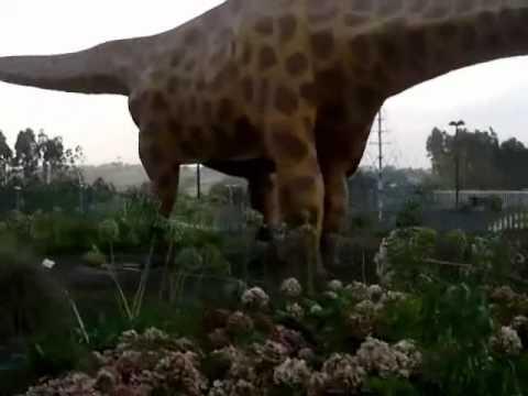 Jurassic park asturias Parte 1