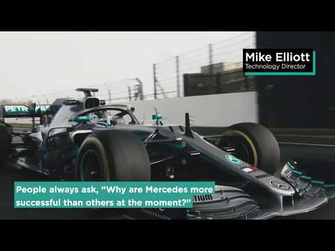 In 30 Seconds: Mercedes-AMG Petronas Motorsport & TIBCO