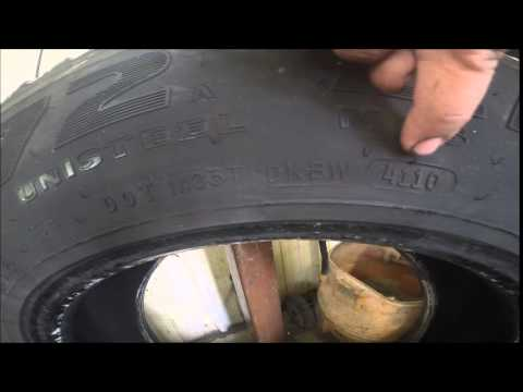 Tire age and safety