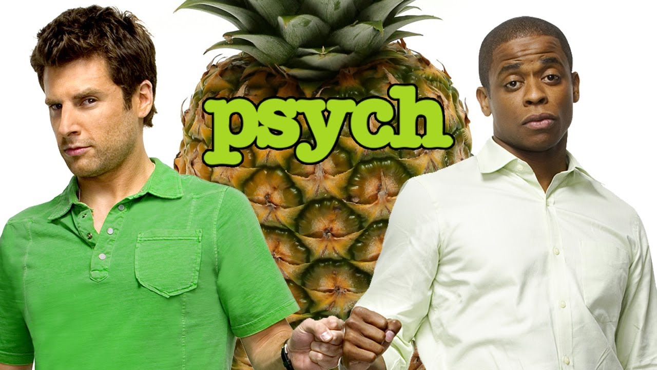 Psych! The Funniest Show on TV - Geek World Radio Ep. 30 ...