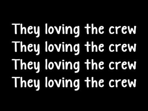 Crew Love - Drake Ft The Weeknd (Lyrics)