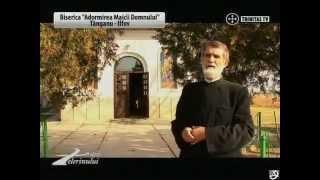 Pasii pelerinului   Biserica Adormirea Maicii Domnului Tanganu Ilfov