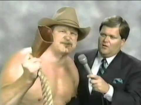 Stan Hansen vs Paul Drake