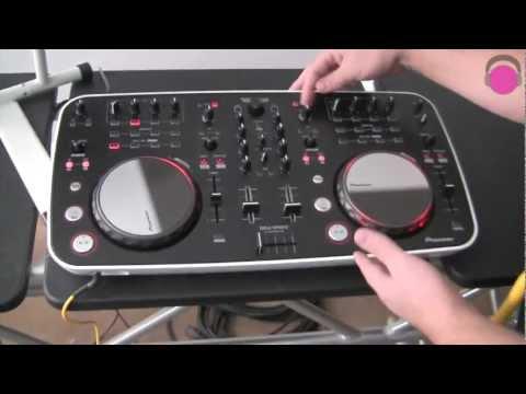 Pioneer DDJ-ERGO DJ Controller Overview | agiprodj.com