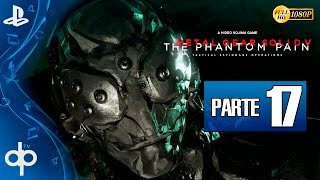 Metal Gear Solid 5 The Phantom Pain Parte 17 Gameplay Español Big Boss vs Skulls | Episodio 16