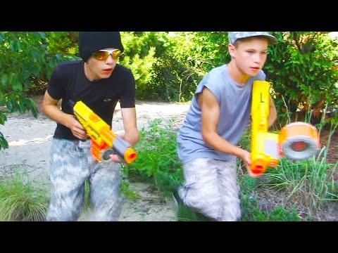 Nerf Squad 7: Beach Attack