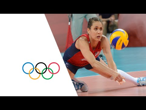 Women's Volleyball USA v Turkey - Pool B | London 2012 Olympics
