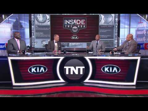 Inside The NBA: Spurs - Thunder Prediction