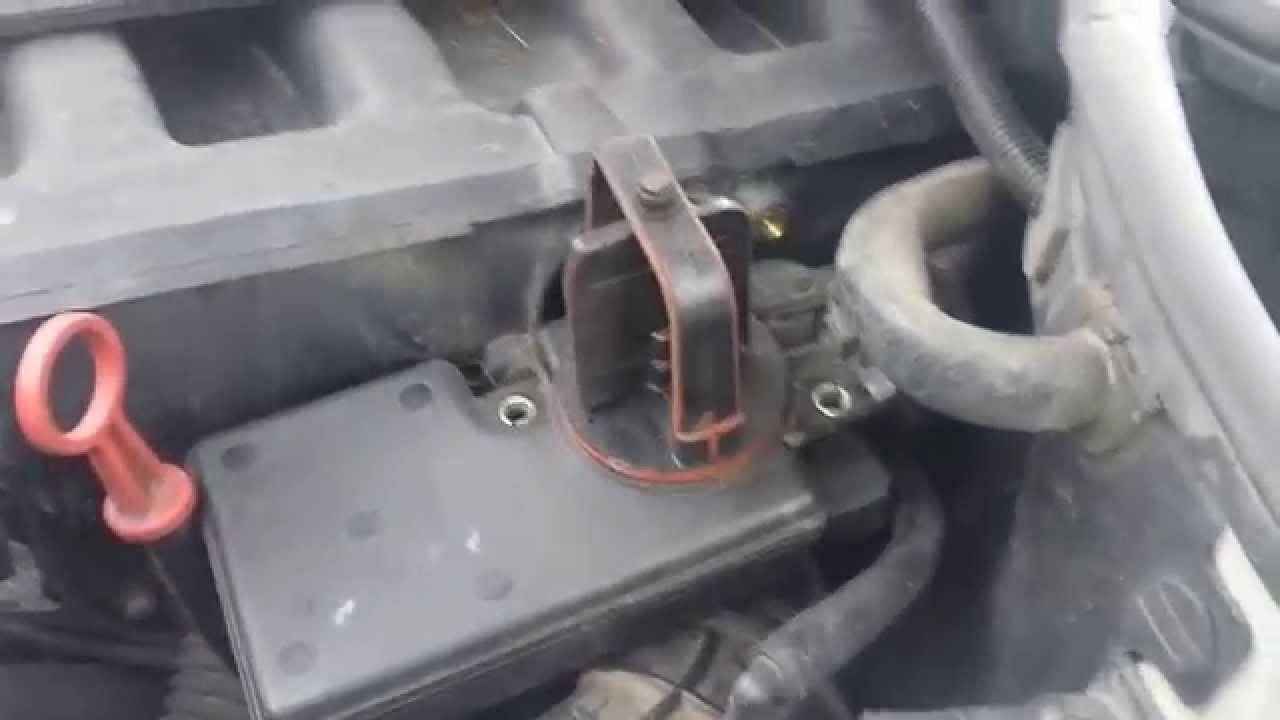 BMW DISA valve test