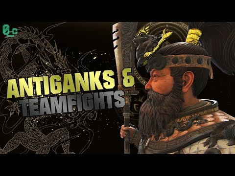 ANTIGANKS & TEAMFIGHTS | For Honor Marching Fire