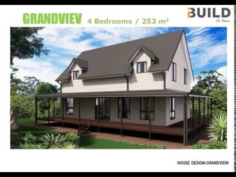 iBuild Kit Homes Grandview