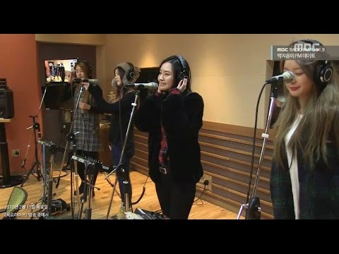 [Park Ji Yoon FM date] 'Thursday Live' Dalshabet - Someone like U [박지윤의 FM데이트] 20160211