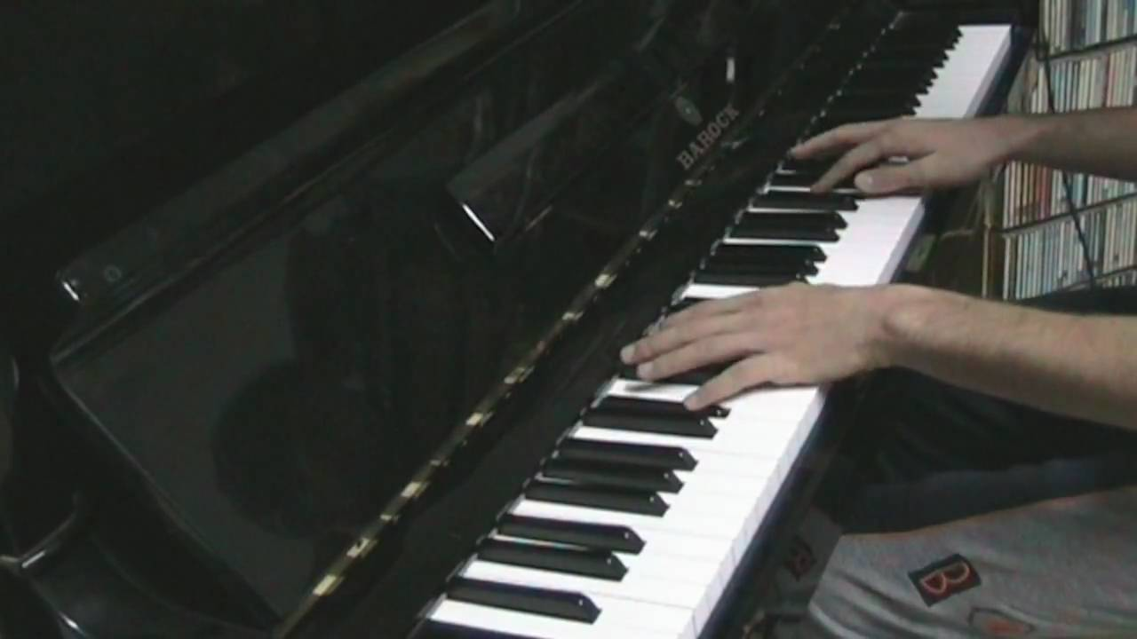 In volo gemelli diversi piano arrangement youtube - In volo gemelli diversi ...