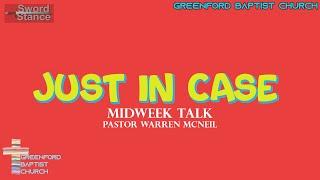 45) Lent: Why ? - Sword Stance - Pastor Warren McNeil