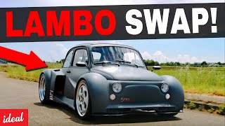 7 Absolutely CRAZY Engine Swaps!