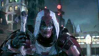 BATMAN: ARKHAM KNIGHT |Hard Mode Gameplay Part 4| Missions in the Description