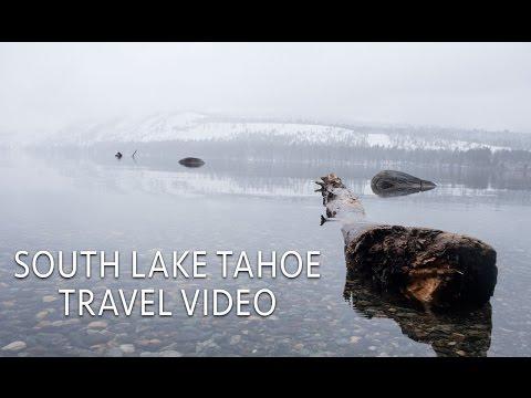 Video Travel Journal #1 - South Lake Tahoe
