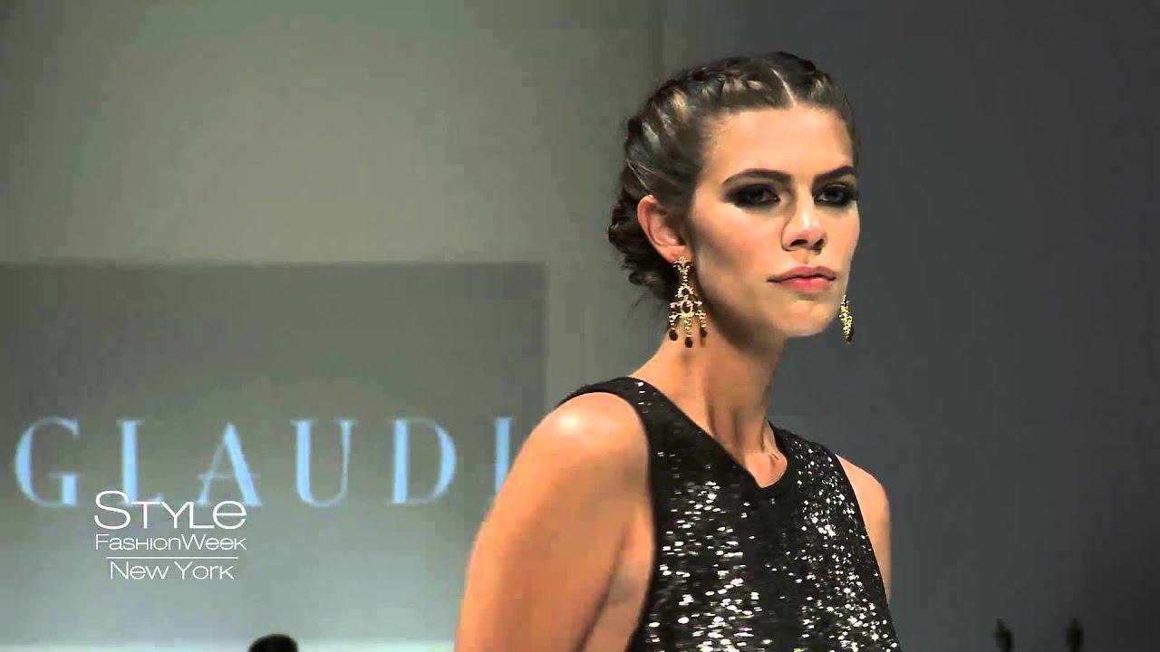 Glaudi Ss16 Runway Fashion Show During Style Fashion Week Ny Gotham Hall Youtube