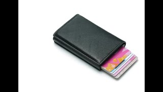 RFID BLOCKING STYLISH WALLET