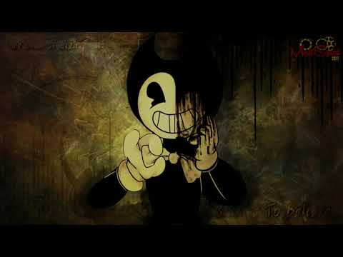 Anti-Nightcore - [Bendy And The Ink Machine Remix] - (The Living Tombstone Ft. DAGames & Kyle Allen)
