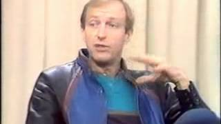 Graham Chapman talks of Keith Moon