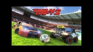 Dubai drift 2 soccer playing with moga controller